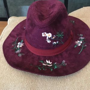 Hat Women NWT Jessica Simpson Cowgirl Hat